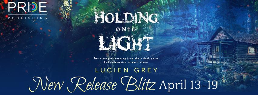 Holding onto Light Banner
