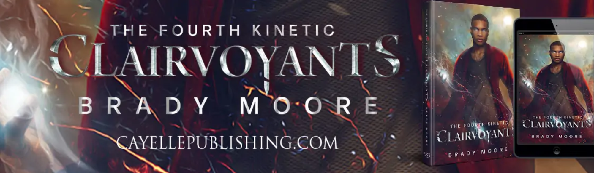 The Fourth Kinetic, by Brady Moore