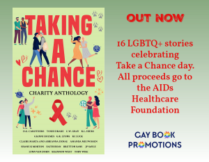 taking a chance charity anthology