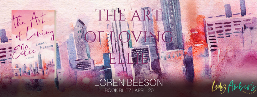 THE ART OF LOVING ELLIE BB BANNER