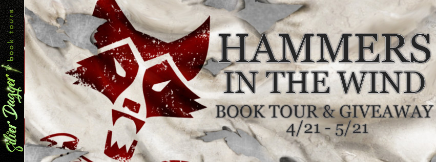 hammers in the wind banner