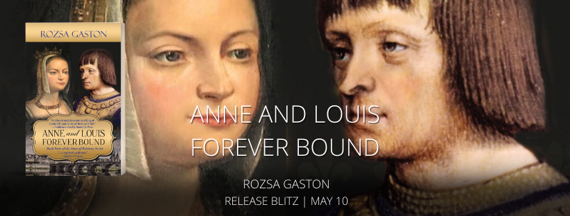 ANNE AND LOUIS FOREVER BOUND RDB BANNER
