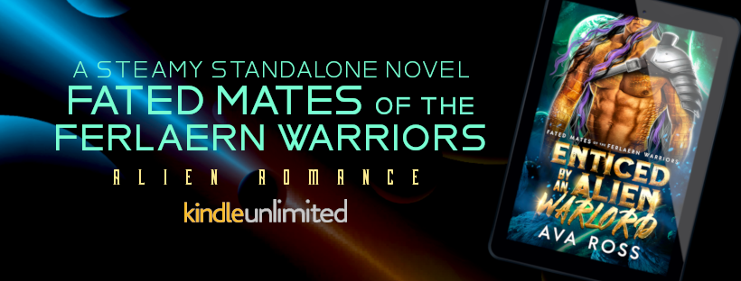 Enticed By an Alien Warlord by Ava Ross