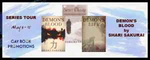 Demon's Blood Series by Shari Sakurai