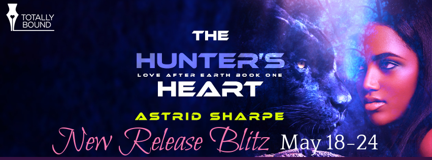 The Hunters Heart Banner