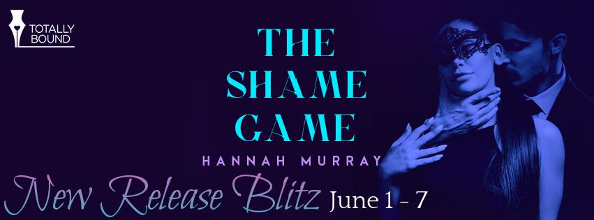 The Shame Game Banner