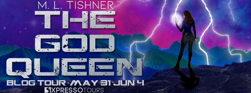 The God Queen Tour Banner