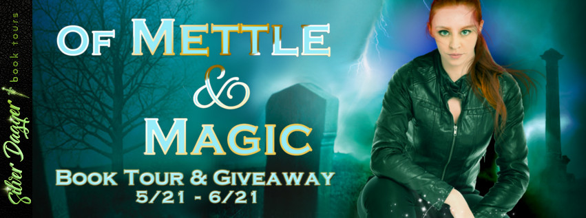 of mettle and magic banner