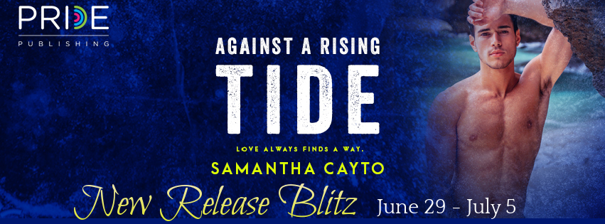 Against a Rising Tide Banner