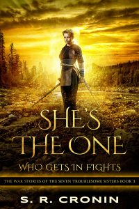 BookCover She the One Who Gets in Fights
