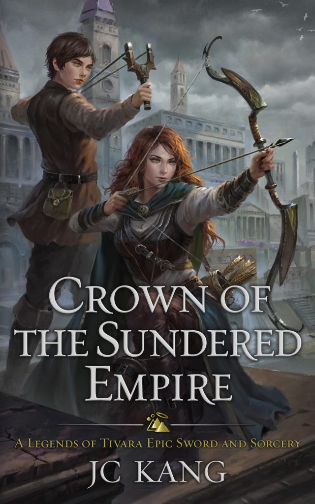 crown of the sundered empire