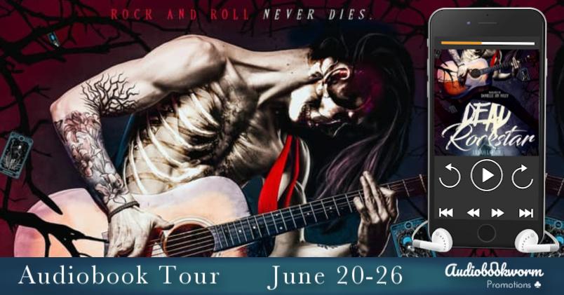Dead Rockstar Banner
