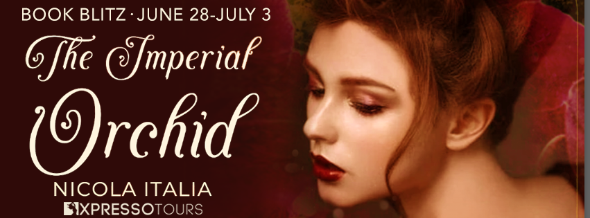 The Imperial Orchid Blitz Banner