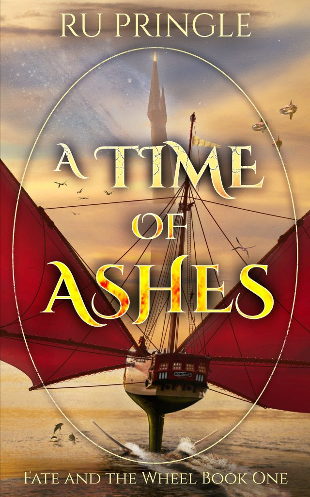 A time of ashes cover