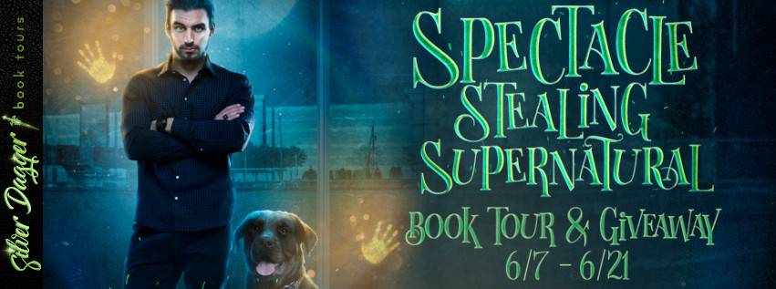 spectacle stealing supernatural banner