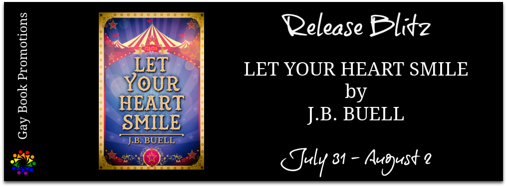 Let Your Heart Smile by JB Buell