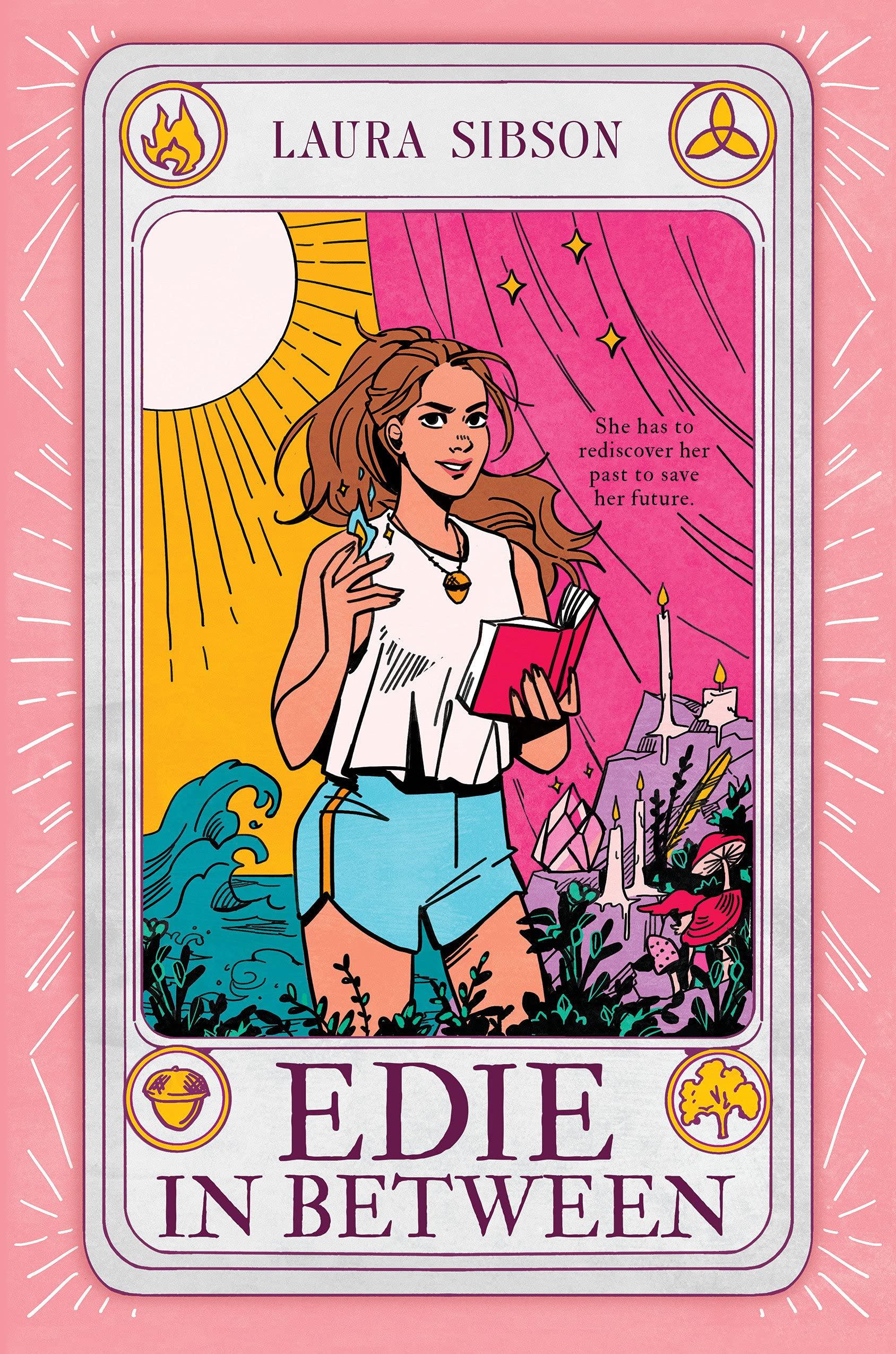 Edie in Between book cover