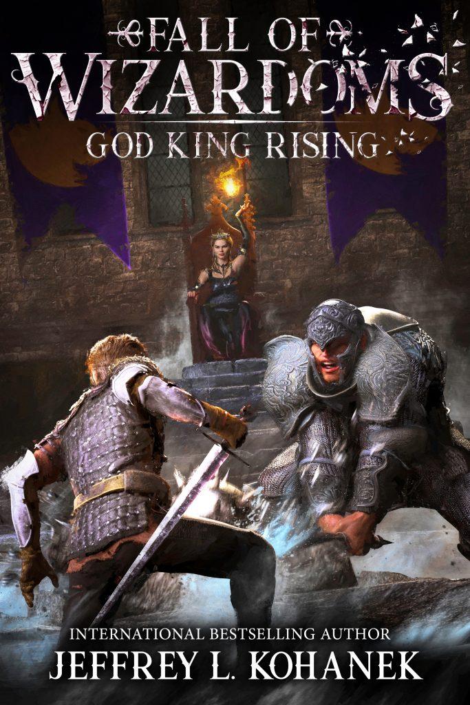 God King Rising eCover