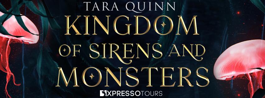 Kingdom of SirensAnd Monsters Reveal Banner