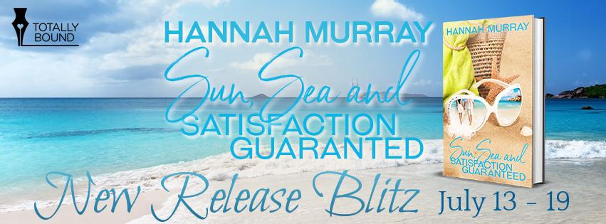 Sun Sea and Satisfaction Guaranteed Banner