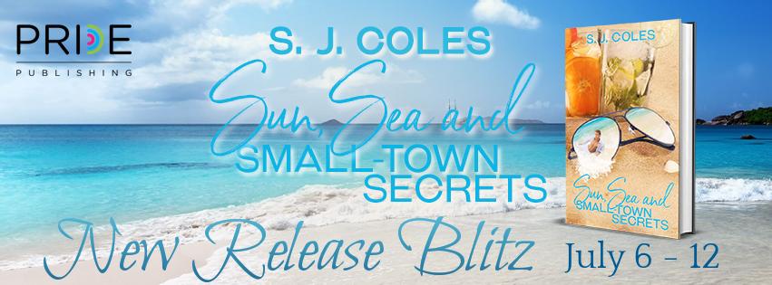 Small Town Secrets Banner