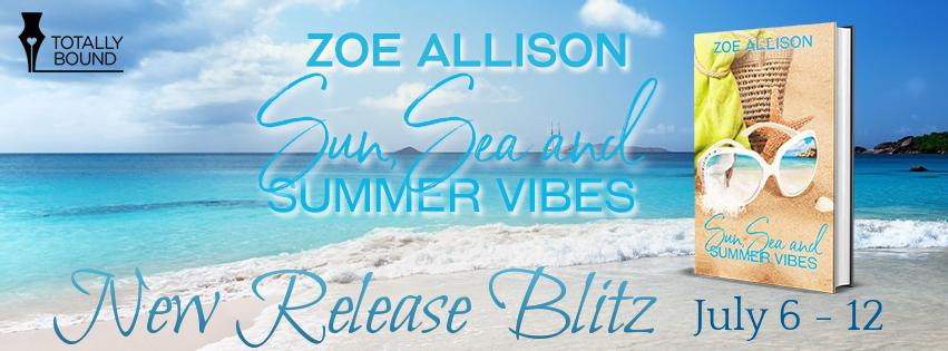 summer vibes banner
