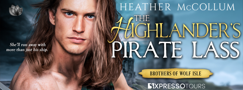 The Highlanders Pirate Lass Reveal Banner