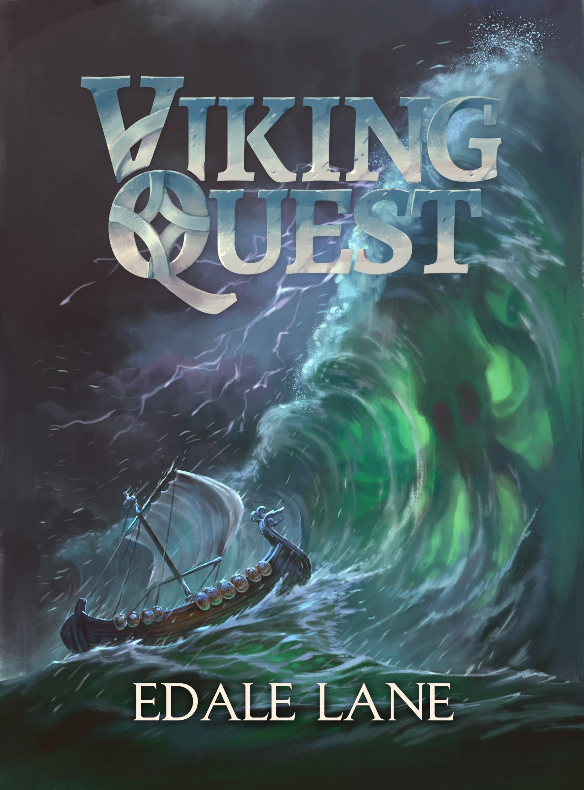 Viking Quest Cover