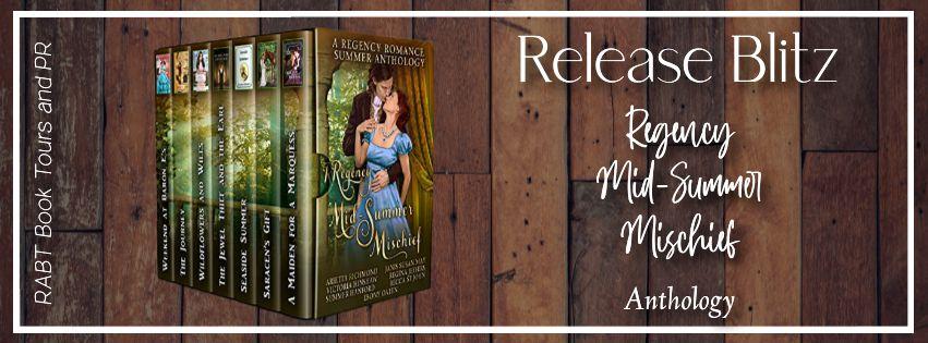 a regency romance summer anthology