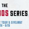 the antlands series audiobook banner