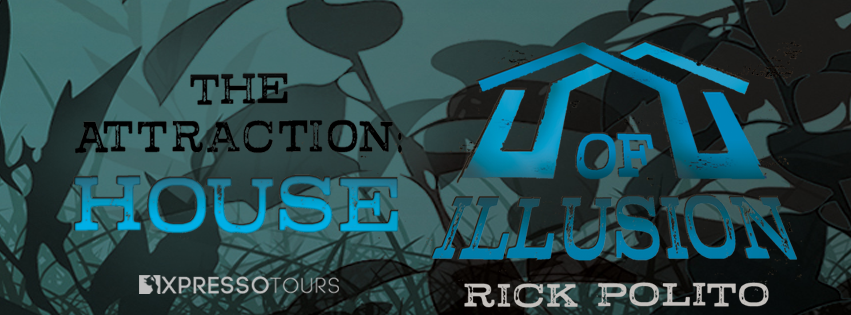 Attraction House of Illusion Reveal Banner