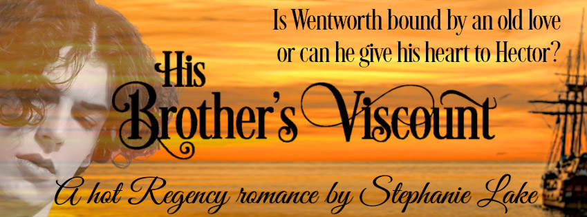 BANNER1 - His Brother's Viscount
