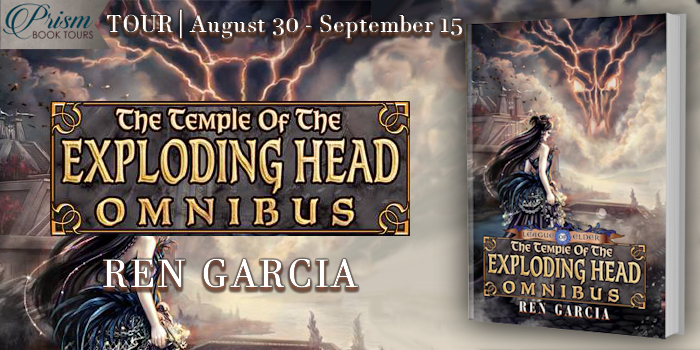 Banner 2wk - The Temple of the Exploding Head Omnibus