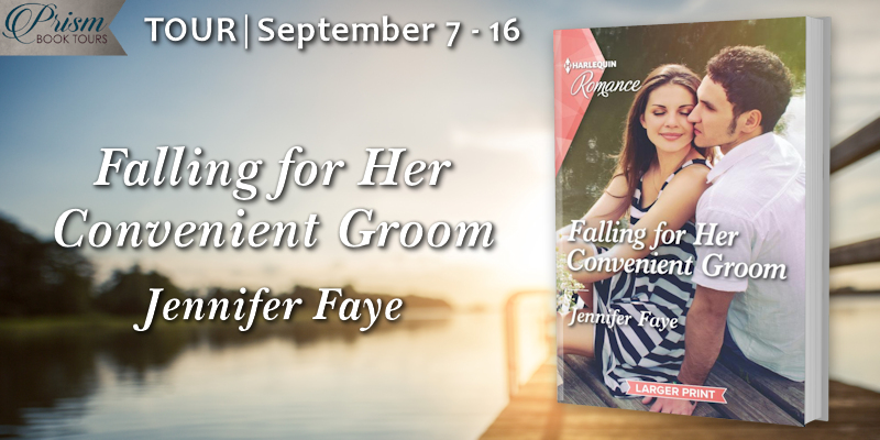 Banner - Falling for Her Convenient Groom