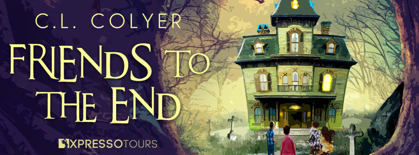 Friends To The End Reveal Banner