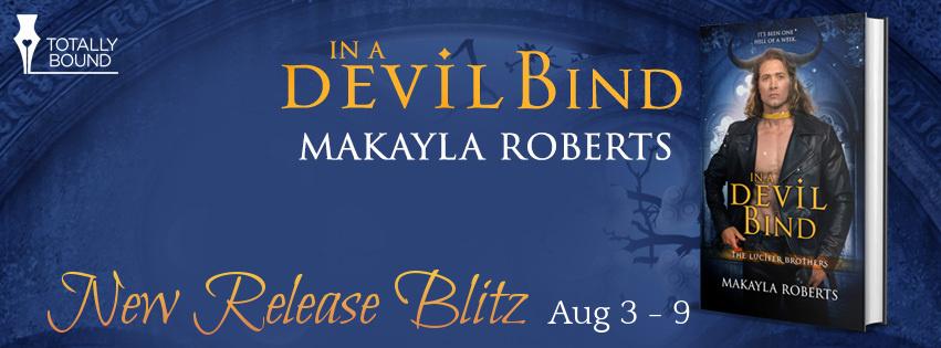In A Devil Bind Banner