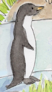 shelley dieteriches penguin
