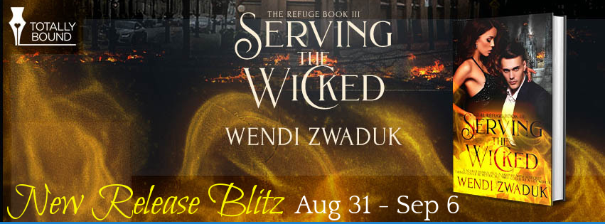 Serving the Wicked Banner