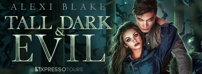 Tall Dark And Evil Reveal Banner