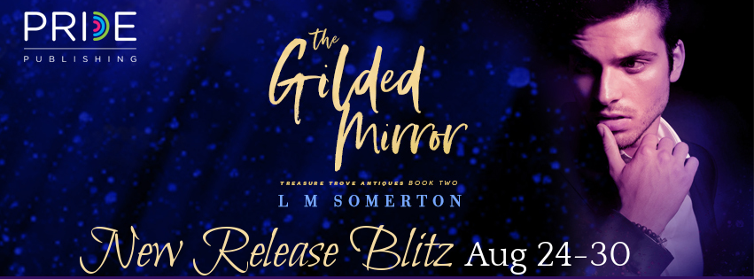The Gilded Mirror Banner