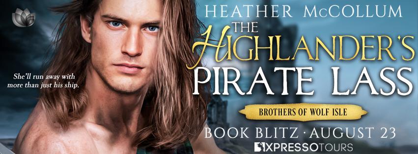 The Highlanders Pirate Lass Blitz