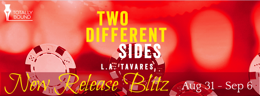 Two Different Sides Banner