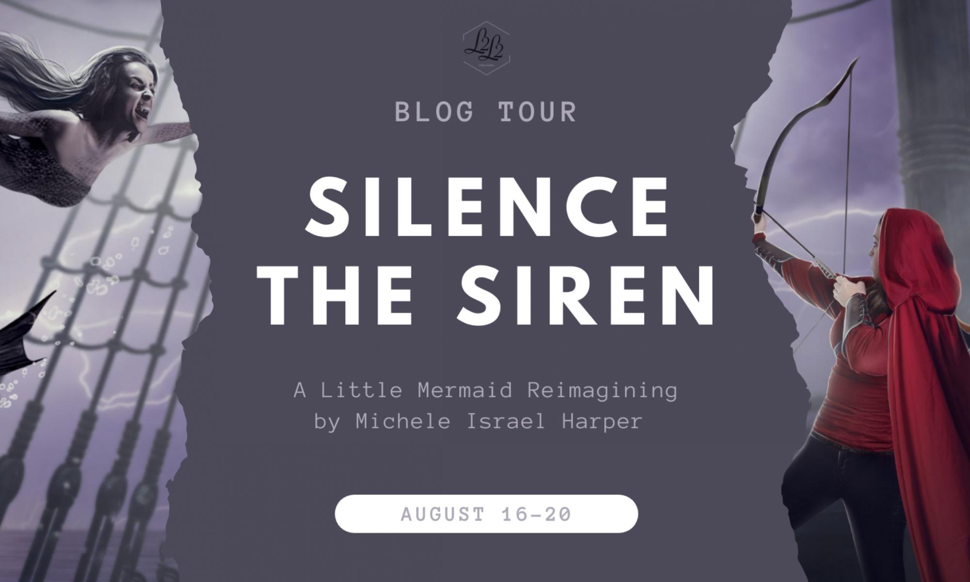 silence the siren banner