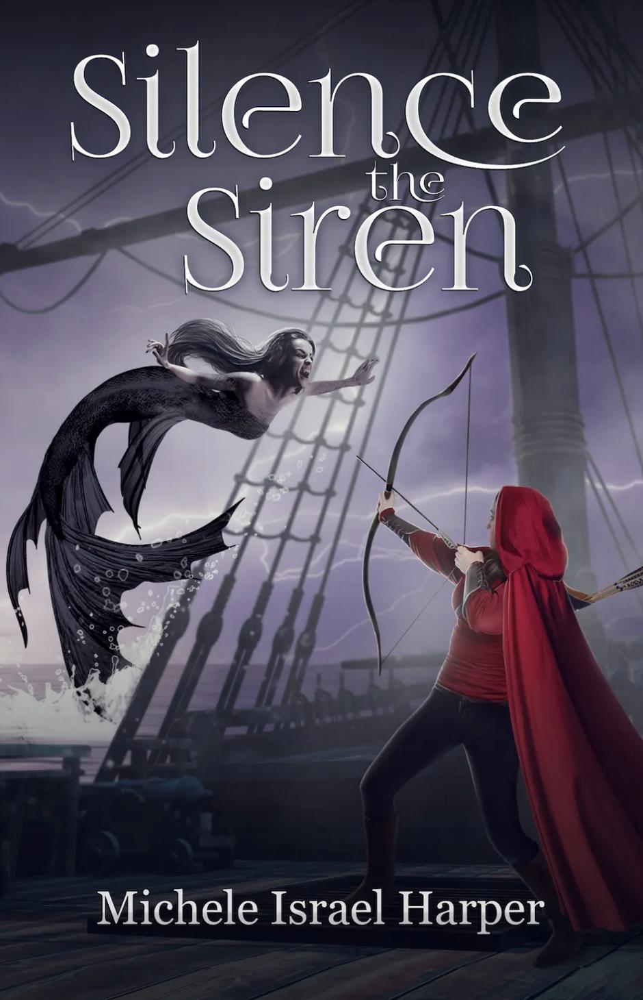 silence the siren cover