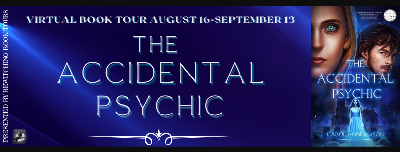 the accidental psychic Banner
