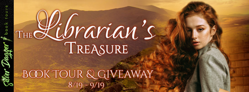 the librarians treasure banner