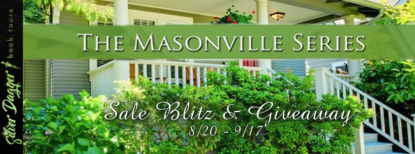 the masonville series sale banner