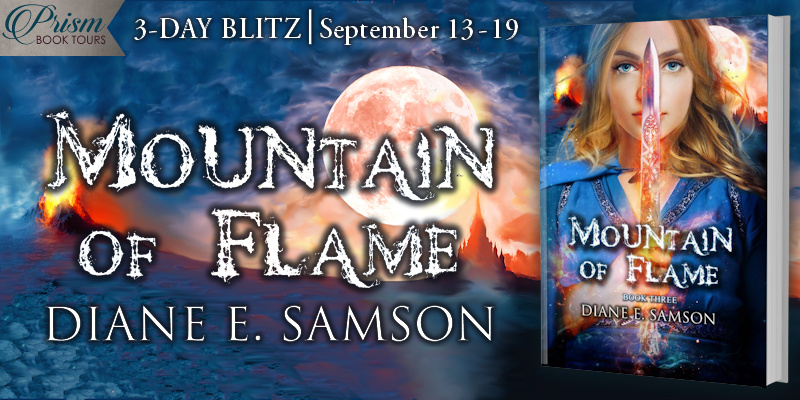 Banner - Mountain of Flame