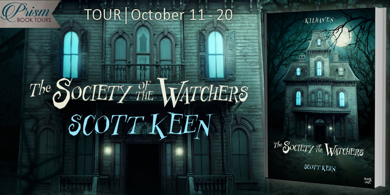 Banner - The Society of the Watchers