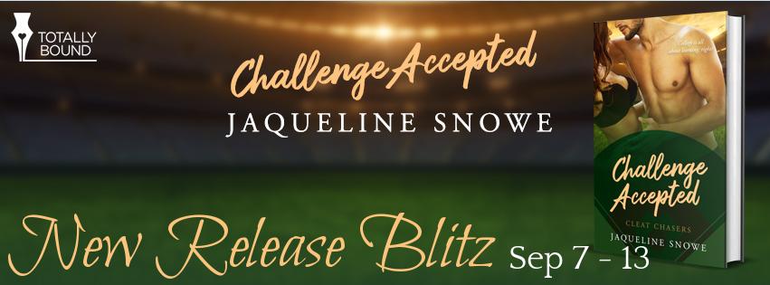 Challenge Accepted Blitz Banner